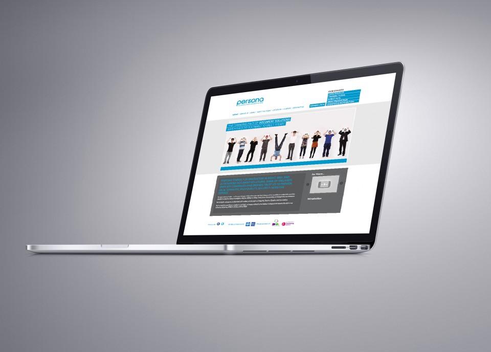Persona_Website