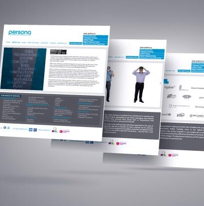 Persona Website