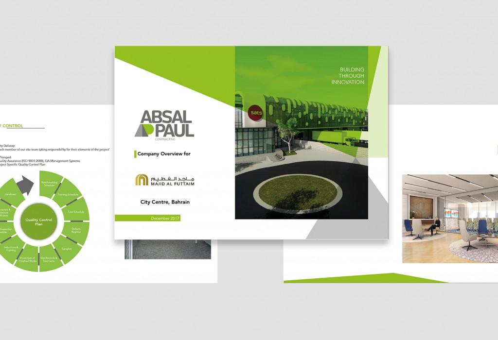 Absal Paul Presentation Mockup