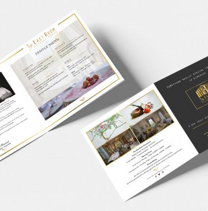 Eastroom Branding / Brochure