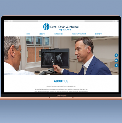 Hip and Knee Website