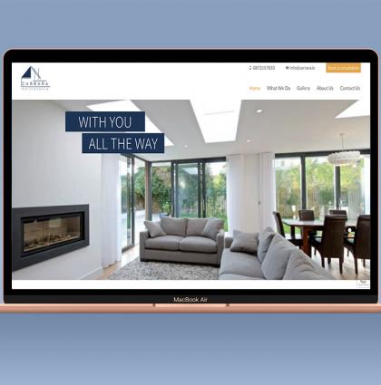 Carrara Website
