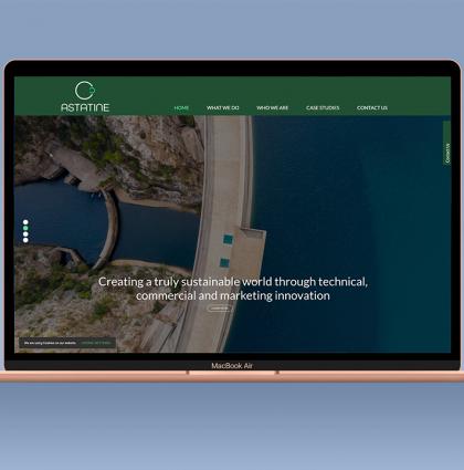 Astatine Website