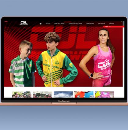 Cul Sports Website