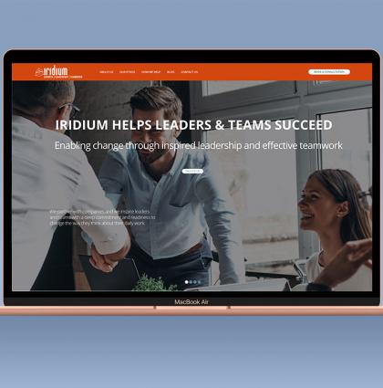 Iridium Website