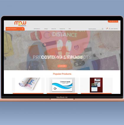 Mallow Print Website