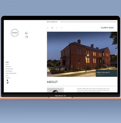 New Eralighting Website